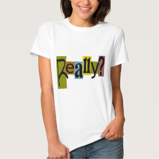 Really Funny Retro Colors T-shirts