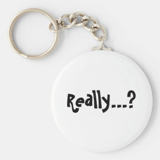 Really...? Keychain