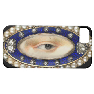 Really Make it An EYE phone with this 1780's Gem iPhone SE/5/5s Case