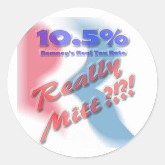 Really Mitt?!?! Sticker