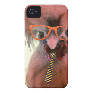 Really smart Rooster iPhone 4 Case-Mate Case