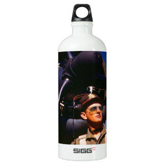 Really wonderful to come home Pilot and war plane SIGG Traveler 1.0L Water Bottle