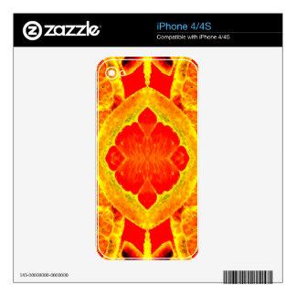ReallyOrangeSlices Skin Para El iPhone 4S