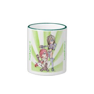 Realm & Aiko Ringer Mug