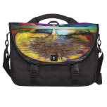 Realm of Divine Knowledge Laptop Commuter Bag