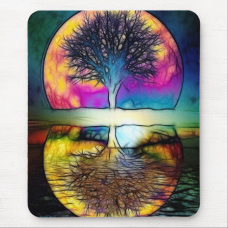 Realm of Divine Knowledge Mouse Pad