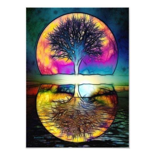 Realm of Divine Knowledge Photo Print