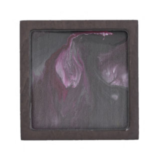 Realm of Faerie Rebirth Abstract Premium Trinket Boxes