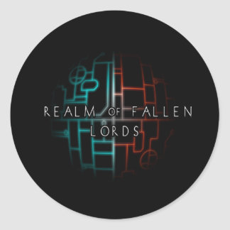 Realm Of Fallen Lords Sticker