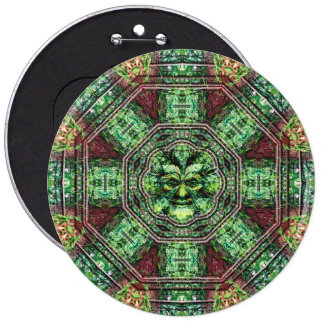 Realm of the Green Man Pinback Button