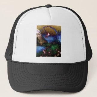 Realm of the Hummingbird Trucker Hat