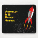Realmente, ES ingeniería espacial Tapetes De Ratones