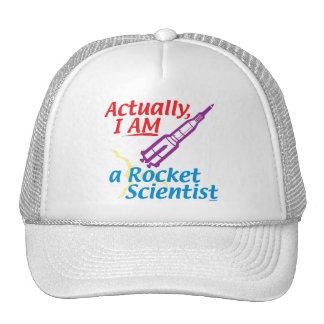 Realmente, SOY científico de Rocket Gorro
