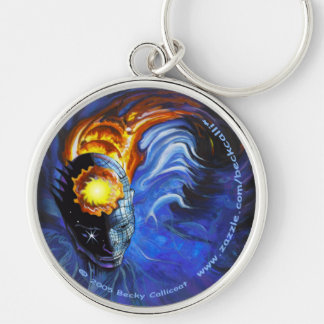Realms of the Subconscious keychain