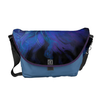 Realms of the Subconscious Messenger Bag, Med. Courier Bag