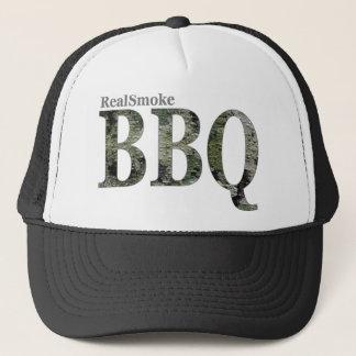 RealSmoke Camo for BBQ Fans Trucker Hat
