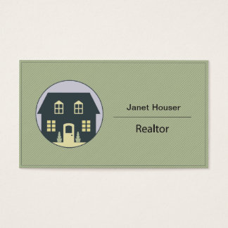 Realtor Business Card