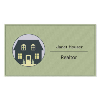Realtor Double-Sided Standard Business Cards (Pack Of 100)