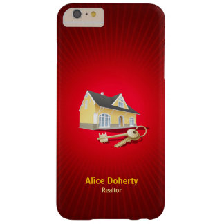 Realtor Home Barely There iPhone 6 Plus Case