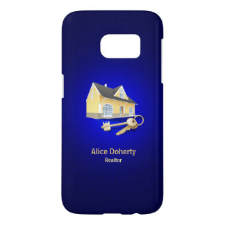 Realtor Home Samsung Galaxy S7 Case