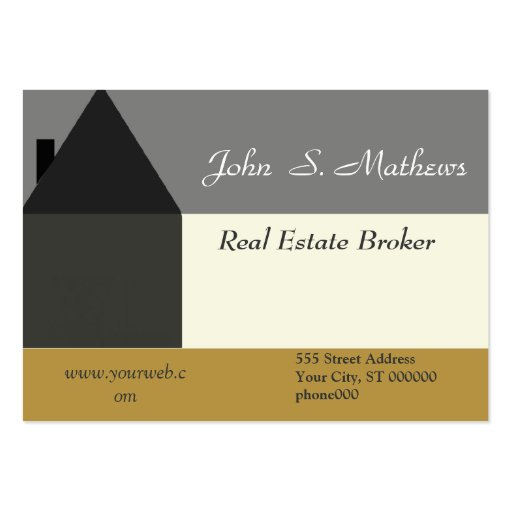 Real Estate Business Card Templates Page10