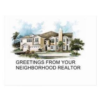 Realtor Post Card