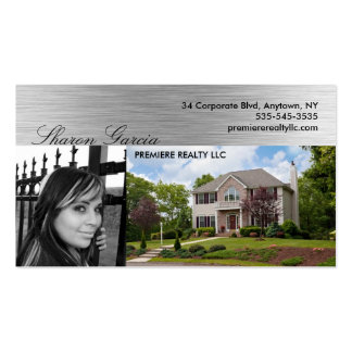 Realtor Real Estate Agent Business Cards