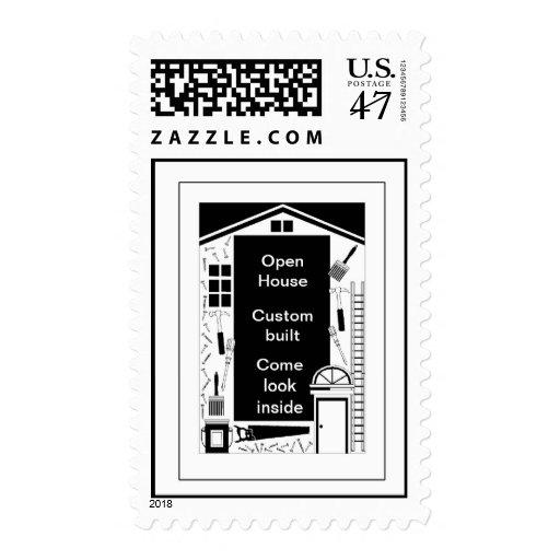 Realtor -  Remodel - Custom Built  - Postage Stamp