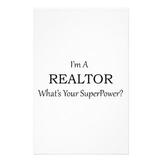 REALTOR STATIONERY