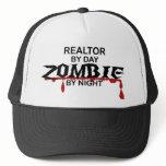 Realtor Zombie Trucker Hat