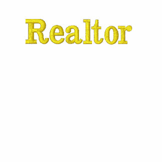 Realtors Dress For Success Embroidered Shirts