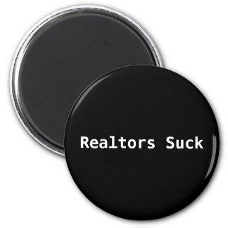 Realtors Suck Magnet