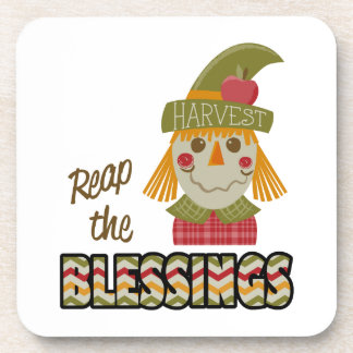 Reap The Blessings Coaster