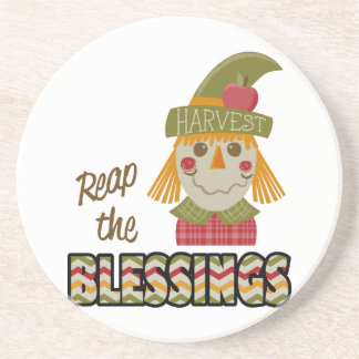 Reap The Blessings Coasters
