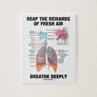 Reap The Rewards Of Fresh Air Breathe Deeply Jigsaw Puzzles