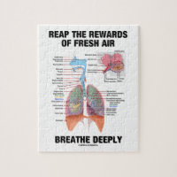 Reap The Rewards Of Fresh Air Breathe Deeply Puzzles