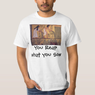 Reap what you Sow mens shirt