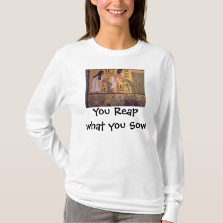 Reap what you Sow womens hoodie
