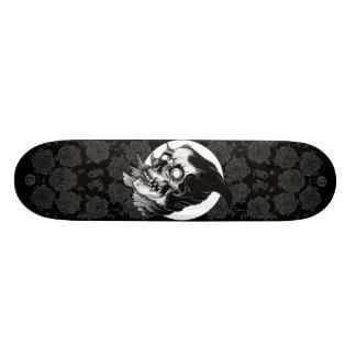 Reaper and Rose Skateboard