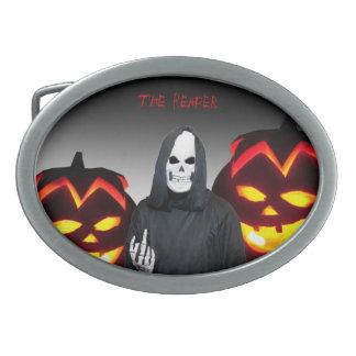 Reaper Belt Buckle