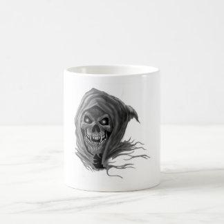 Reaper Classic White Coffee Mug