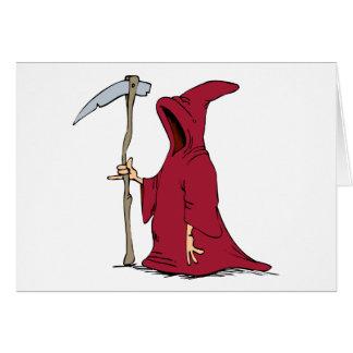 Reaper Drawing Card