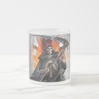 Reaper - Frosted Glass Mug