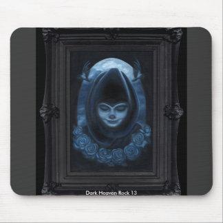 Reaper Girl Mouse Pad - By Dark Heaven Rock 13