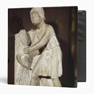 Reaper: June from a statuary 3 Ring Binder