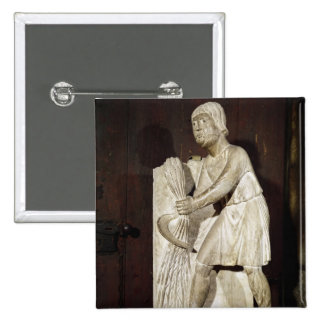 Reaper: June from a statuary Pinback Button