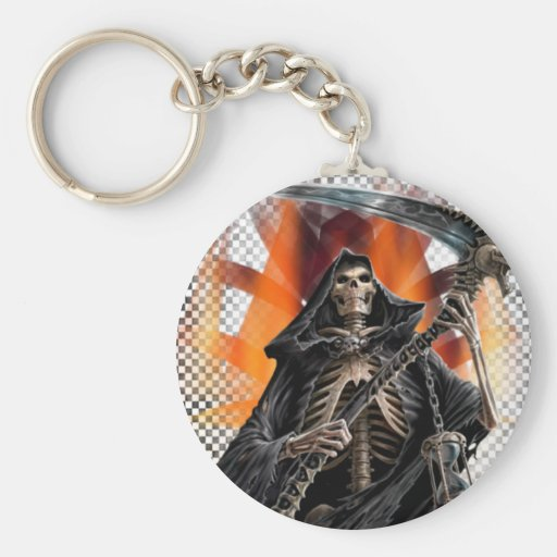 Reaper - Keychain