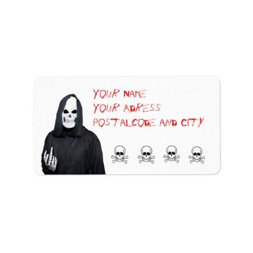reaper Label