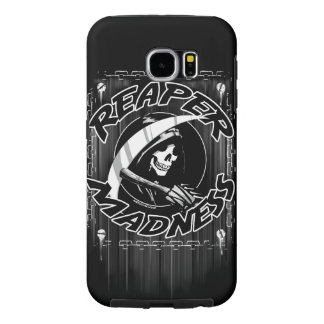 Reaper Madness Samsung Galaxy S6 Cases
