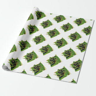 Reaper Of Aces PNG Wrapping Paper